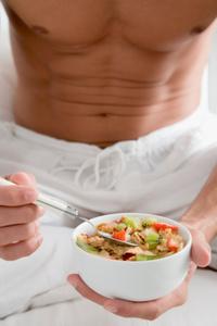 Покачване на тегло чрез въглехидратно въртене