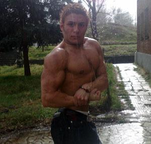 Интервю с Даниел Николов (Iceman)