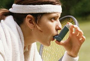 Защо кашлят спортистите?