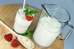 Кисело и прясно мляко
