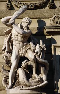 Тренировката на Херкулес