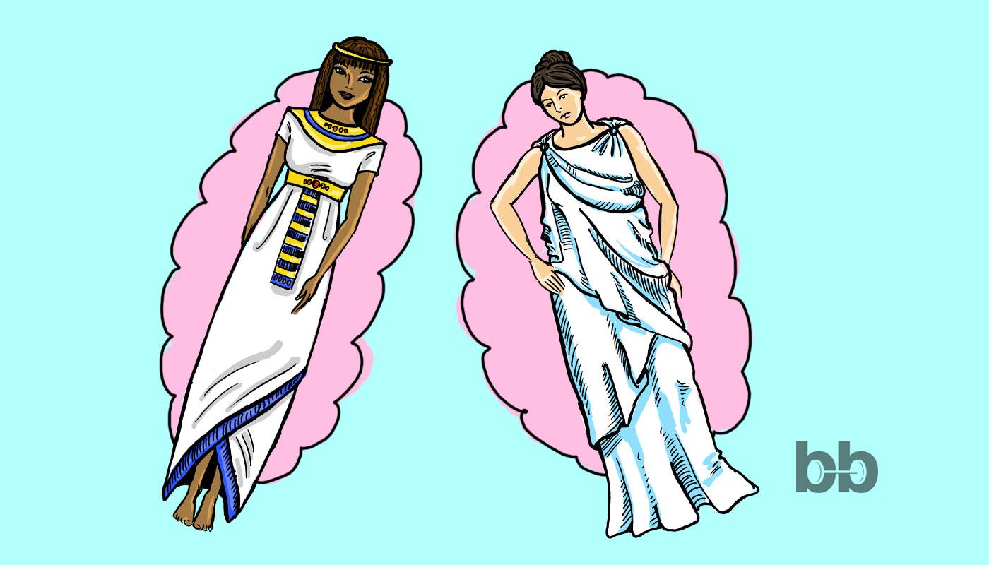 Женското тяло през вековете
