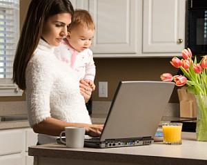Работещите майки