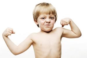 Изоставащи мускулни групи