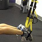 Тренировки при пълно съпротивление (TRX)