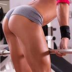 Дупе на фитнес модел - как да го постигнем? (част IV)