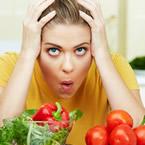 Най-често срещаните спънки при поддържане на здравословно меню