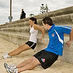 Тренировъчният партньор