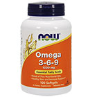 NOW Foods Omega 3-6-9