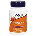 NOW Foods Methyl B-12